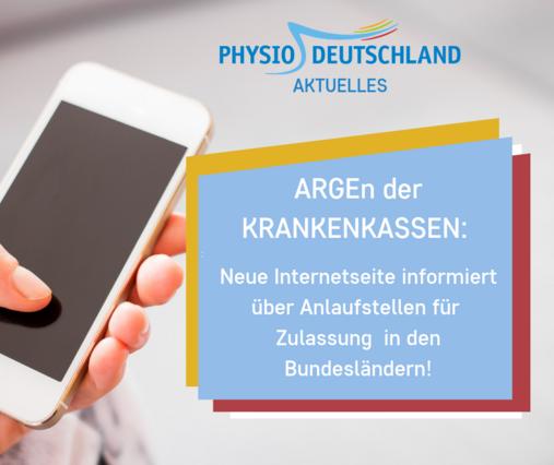 Deutscher Verband für Physiotherapie (ZVK) - Länderverbund